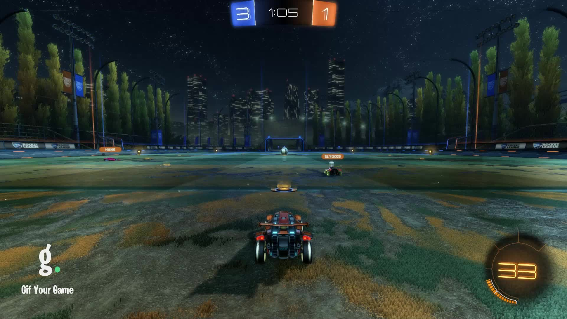 Gif Your Game, GifYourGame, ItWas...Justified, Rocket League, RocketLeague, Save, Save 8: ItWas...Justified GIFs