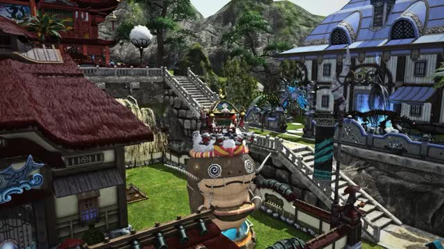Watch and share Final Fantasy XIV A Realm Reborn 2018.06.16 - 20.46.31.04 GIFs on Gfycat