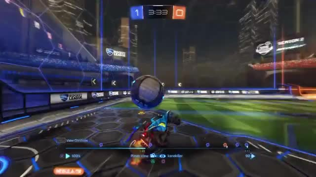 Watch SHAREfactory™_201609262122* GIF on Gfycat. Discover more Rocket League, ps4share, rocketleague, sony interactive entertainment GIFs on Gfycat