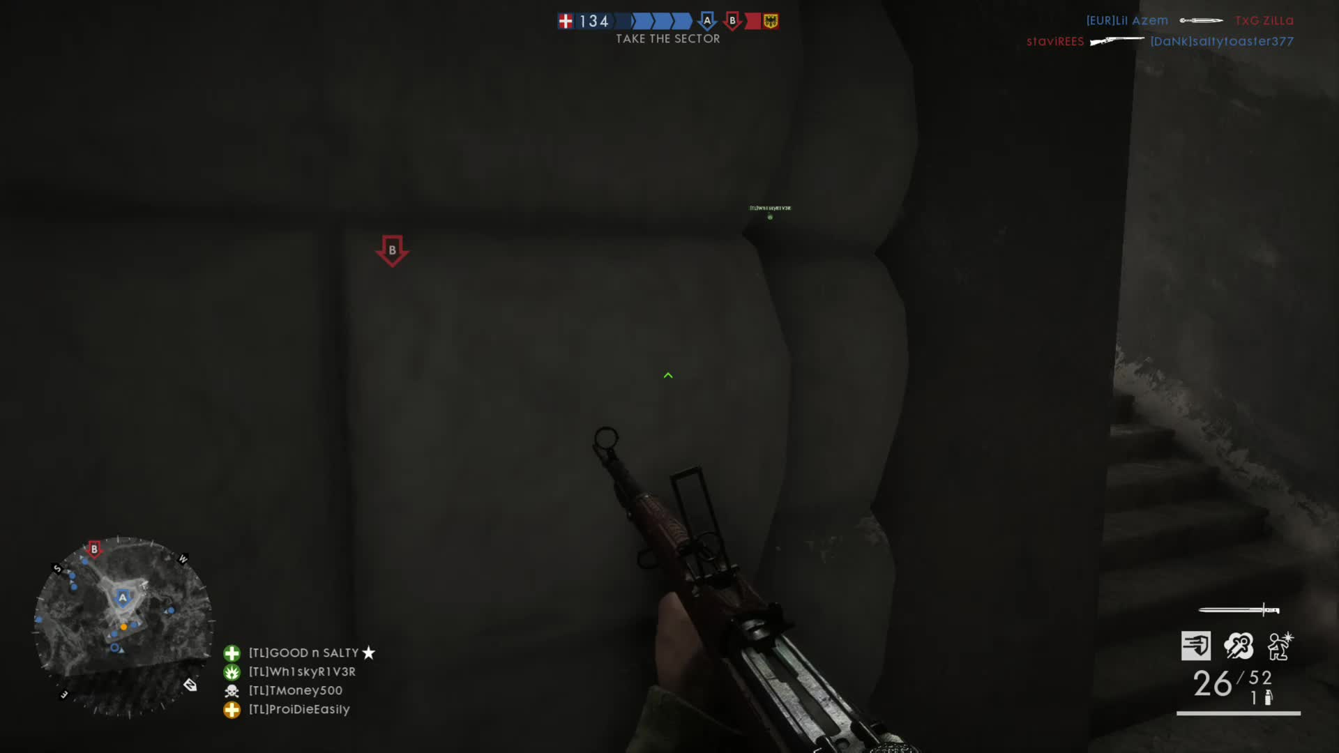 battlefield, battlefield_one, bf1, xbox, Battlefield One - Keeping my teammates alive GIFs
