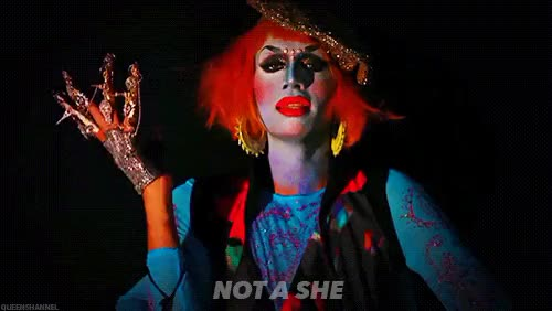 Watch Frisbee Jenkins GIF on Gfycat. Discover more Raja, Raja Gemini, RuPaul's Drag Race, Zubi Zubi Zubi, gif GIFs on Gfycat