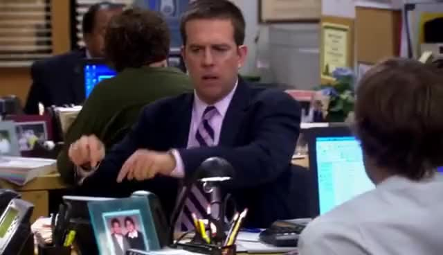 Watch and share Andy Bernard Large Tuna GIFs on Gfycat