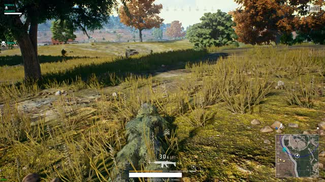 Watch and share Ghillie Suit Es Gud GIFs on Gfycat