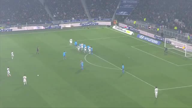 Watch But Nabil FEKIR (6') / Olympique Lyonnais - Olympique de Marseille (2-0)  / 2017-18 GIF on Gfycat. Discover more related GIFs on Gfycat