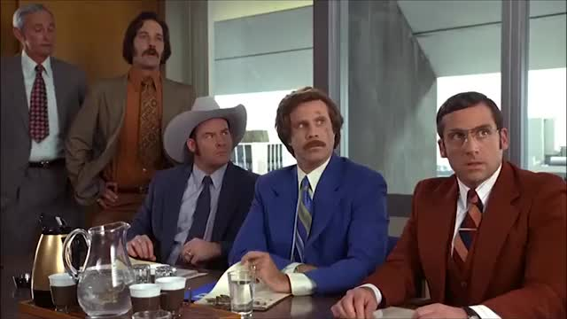 Watch and share Anchorman GIFs and Nope GIFs by cheesius on Gfycat