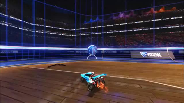 Watch and share Rocket League Hoops GIFs and Dunk House GIFs by sombrerowhirlpool172 on Gfycat