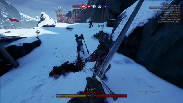 Watch and share Mordhau GIFs by Humdrumified on Gfycat