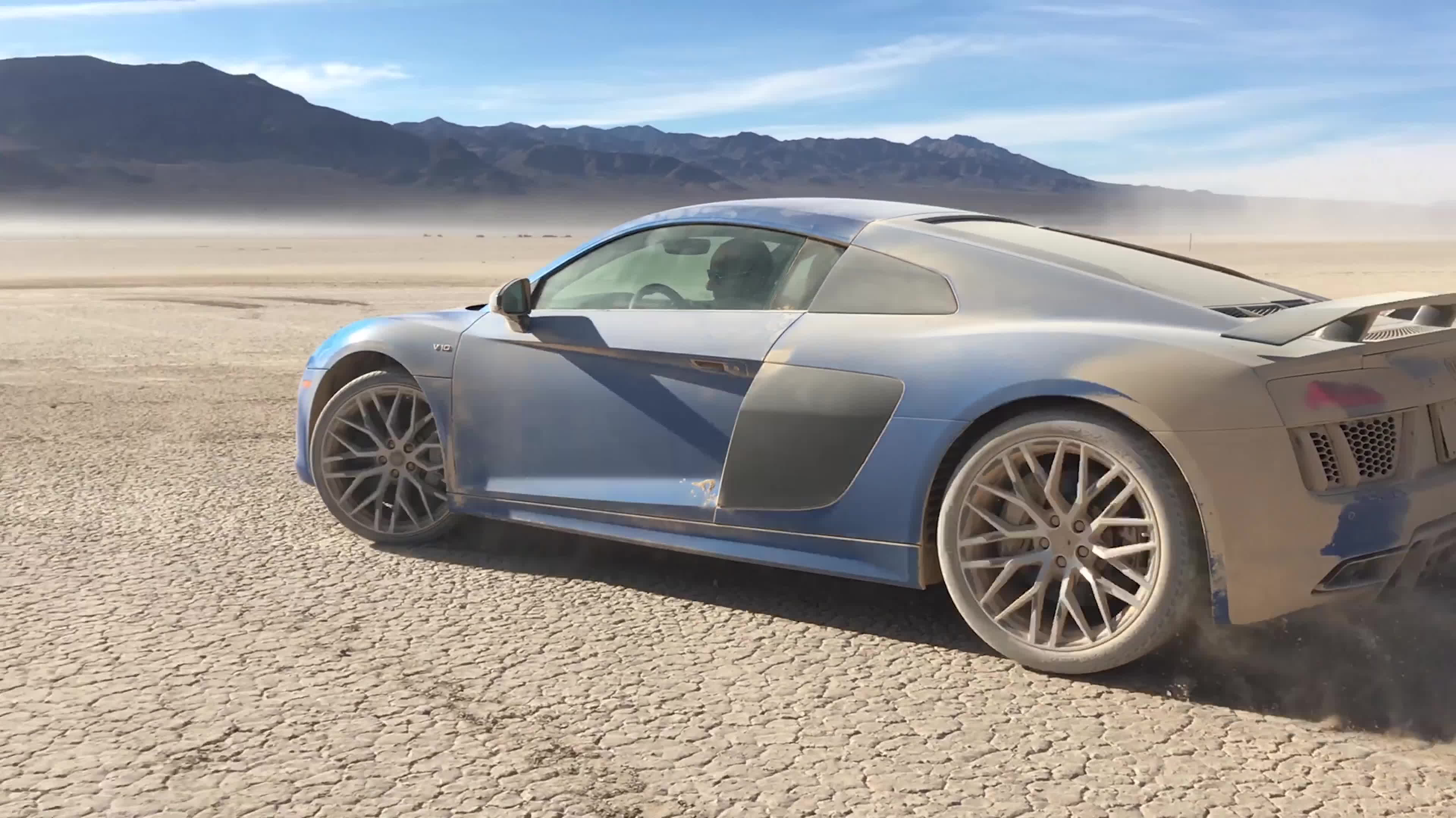 Drifting The 2017 Audi R8 V10 On A Dry Lake Bed Autoblog Interiors Inside Ideas Interiors design about Everything [magnanprojects.com]
