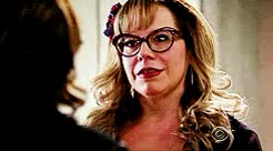 Watch and share Kirsten Vangsness GIFs and Penelope Garcia GIFs on Gfycat