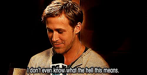 Watch this idk GIF by Reaction GIFs (@sypher0115) on Gfycat. Discover more Ryan Gosling GIFs on Gfycat