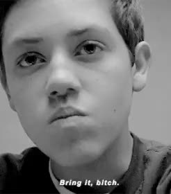 Watch and share Carl Gallagher GIFs and Ethan Cutkosky GIFs on Gfycat