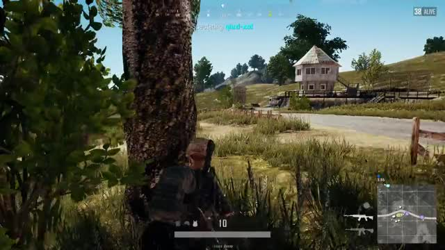 Watch and share Vlc Record 2018 02 02 06h03m49s PLAYERUNKNOWN GIFs on Gfycat