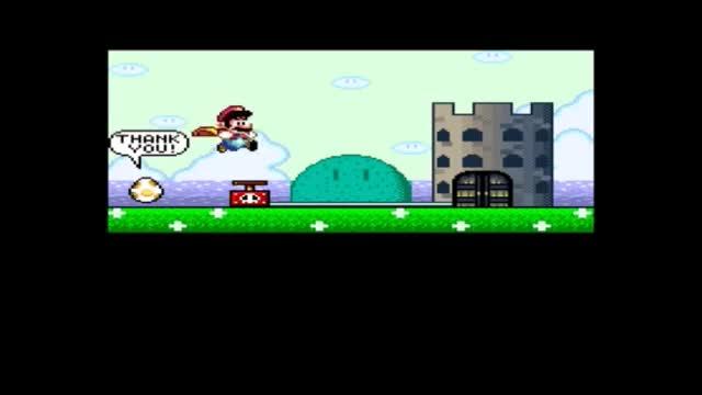 Watch and share Super Mario World (Cutscenes) GIFs on Gfycat