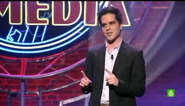 """Watch El Club de la comedia - Ernesto Sevilla:  """"Me caso, se acabó lo bueno"""" GIF on Gfycat. Discover more related GIFs on Gfycat"""