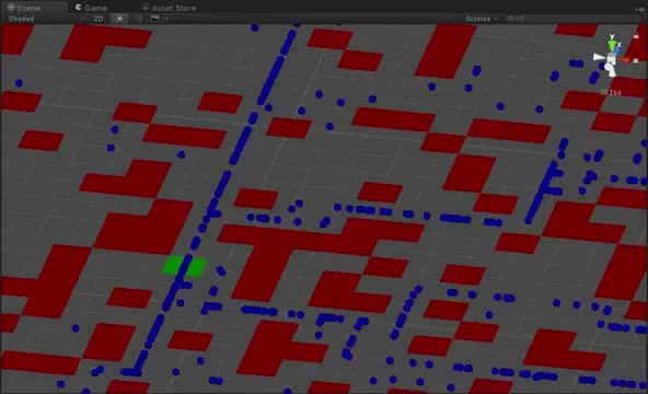 Watch and share Dijkstra Based Flow Field In Unity3d GIFs on Gfycat