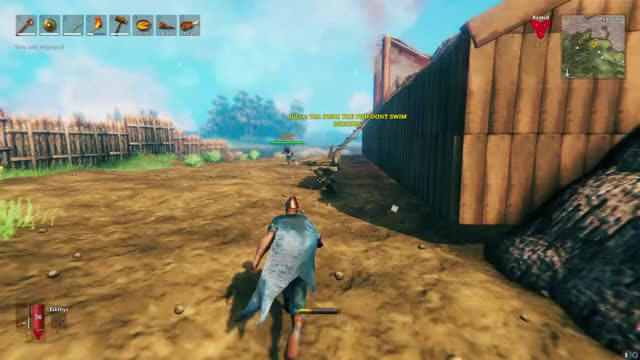 Watch and share Valheim 2021-02-15 22-00-33 GIFs by masterpepper on Gfycat