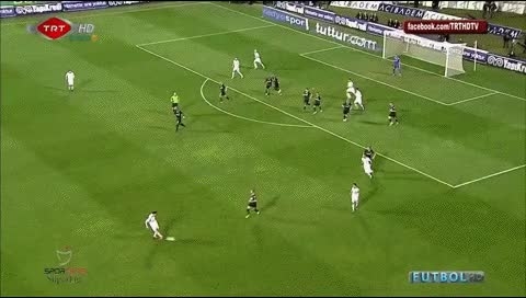 Watch and share Ricardo Quaresma. Manisaspor - Besiktas. 08.12.2011 GIFs by fatalali on Gfycat