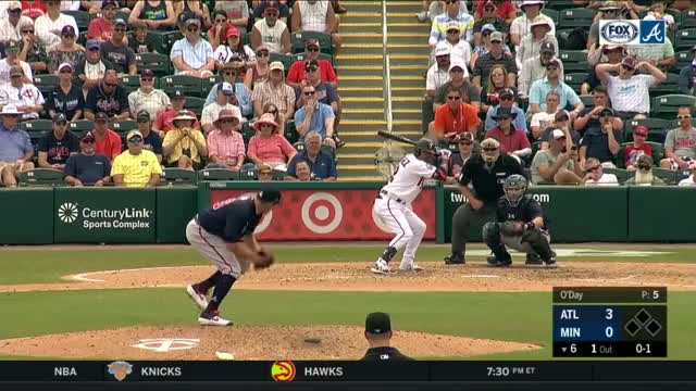 Watch and share Spring Training GIFs and Atlanta Braves GIFs by froggert on Gfycat