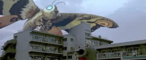 Watch Godzilla: Tokyo S.O.S. (2003) GIF on Gfycat. Discover more 2000s, 2003, film, gif, gifset, godzilla tokyo sos, mothra, mothra gif, my gif GIFs on Gfycat