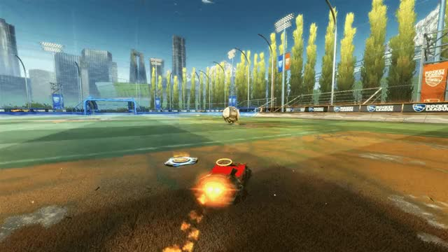 Watch and share Rocket League GIFs and Freestyle GIFs by Nessy on Gfycat