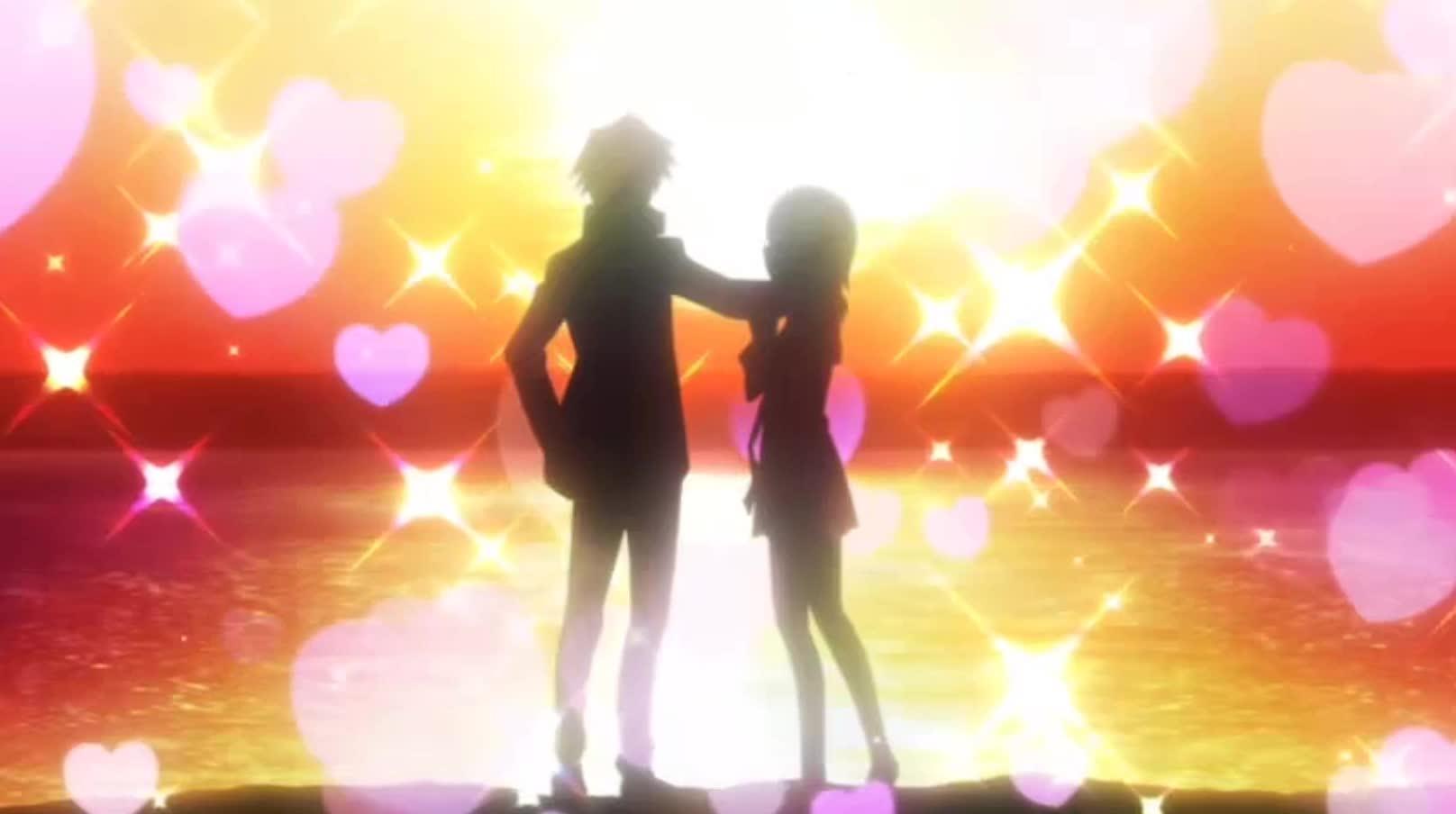 Nisekoi OVA1 (5) GIFs