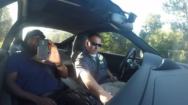 holdmybeer, Porsche Turbo S launch control reaction vid (reddit) GIFs