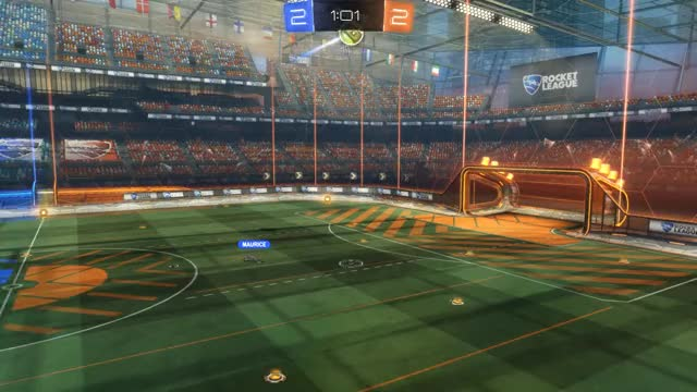 Watch Goal 5: Maurice GIF by Gif Your Game (@gifyourgame) on Gfycat. Discover more BadPanda, RocketLeague GIFs on Gfycat