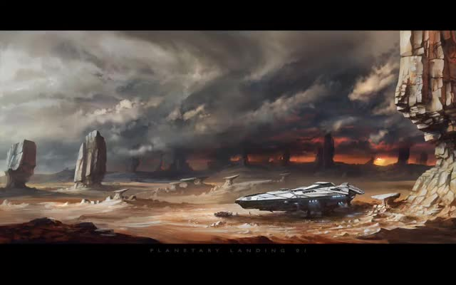 Watch and share Elite Dangerous Concept Art GIFs by cmdr_naqan on Gfycat