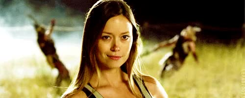 Watch and share Summer Glau GIFs on Gfycat