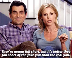 Watch and share Claire Dunphy GIFs and Modern Family GIFs on Gfycat