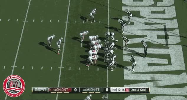 Watch and share Michigan Football GIFs on Gfycat