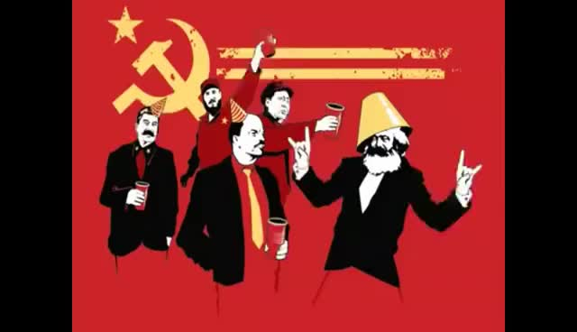 Watch and share COMMUNIST PARTY!!! - [FULL] GIFs on Gfycat