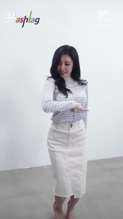 Watch and share 전효성 GIFs on Gfycat