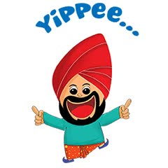 Watch and share Sardar Dancing animated stickers on Gfycat