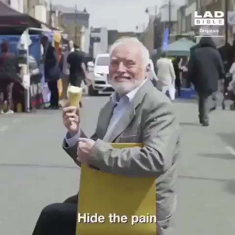 Watch Harold is too wholesome for us. GIF on Gfycat. Discover more related GIFs on Gfycat