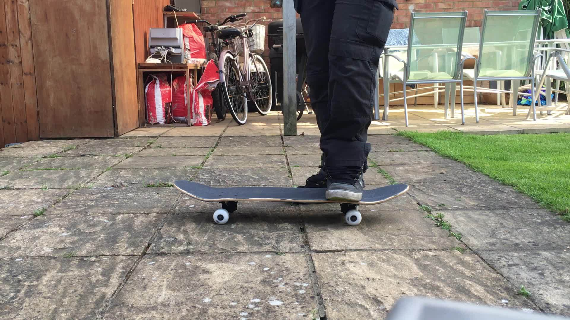 newskaters, First and second shove it GIFs