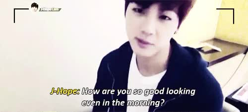 Watch and share Jin Bts GIFs on Gfycat