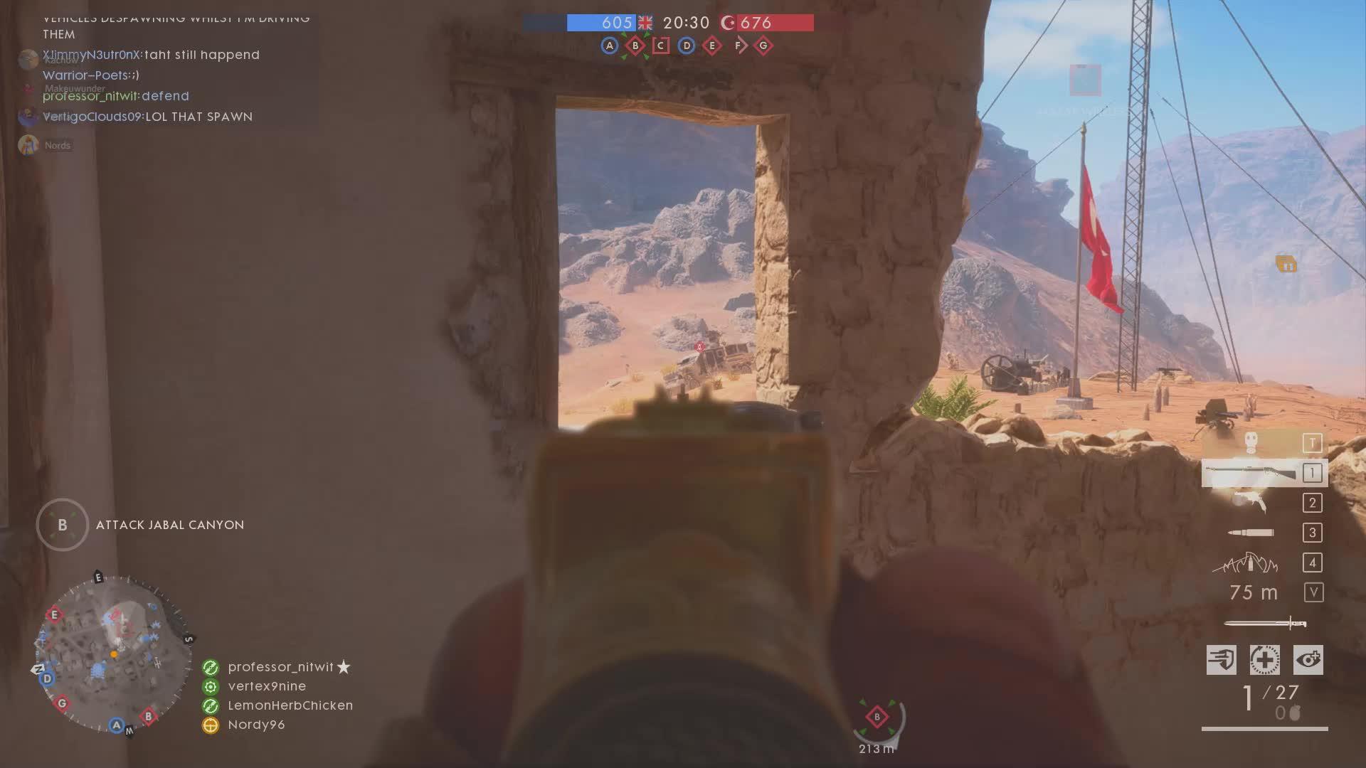 battlefield one, Battlefield 1 2018.07.28 - 00.09.11.02Trim GIFs