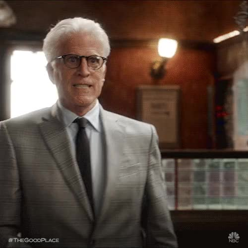 Watch and share Ted Danson GIFs on Gfycat