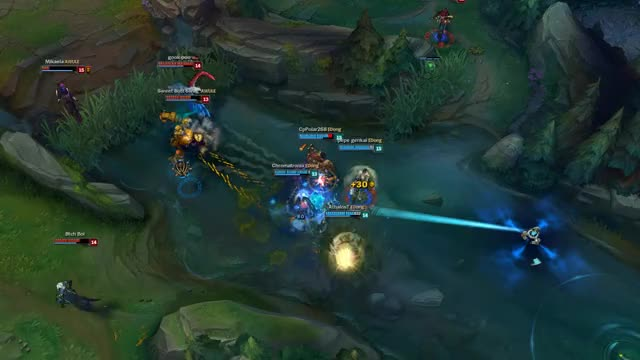 Watch Lucian v Anivia GIF on Gfycat. Discover more related GIFs on Gfycat