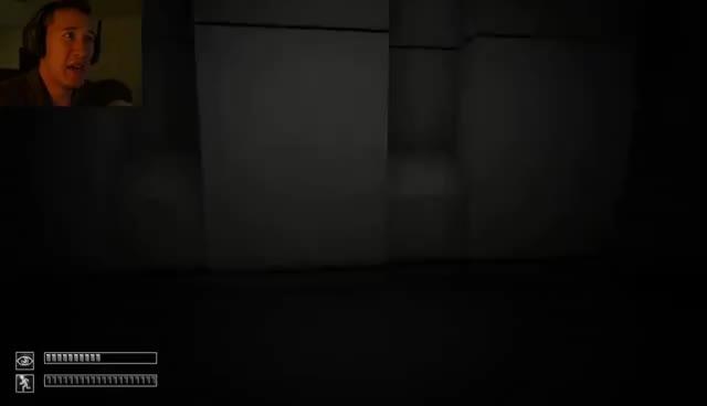 SCP Containment Breach   Part 1   A TERRIFYING START GIFs