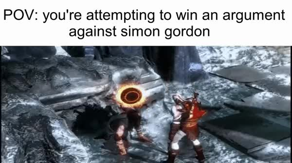 Watch and share Simon Gordon Argument GIFs on Gfycat