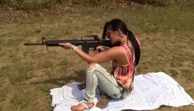 Watch and share Guns GIFs on Gfycat