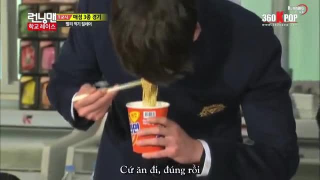 Kim Woo Bin ơi, hãy luôn vui vẻ và tràn đầy năng lượng như những khoảnh khắc trong Running Man này nhé! ảnh 1
