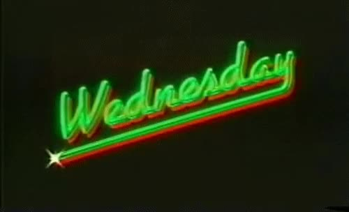 Watch this trending GIF by sannahparker on Gfycat. Discover more 1980s, 80s, hump day, nostalgia, retro, vintage, wednesday GIFs on Gfycat