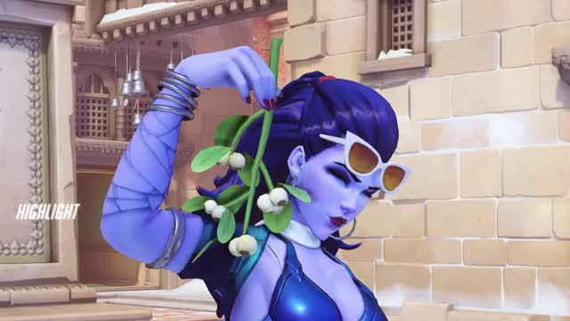 Watch Widowmaker GIF by @tgilbs822 on Gfycat. Discover more highlight, overwatch GIFs on Gfycat
