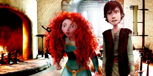 Watch In which Hiccup and Merida are truly fed up. GIF on Gfycat. Discover more RotBTD, gasp, gif, hiccup, manip, mericcup, merida, not elsida!!!!!!!!!! omg, somethin' a lil different, the big four GIFs on Gfycat