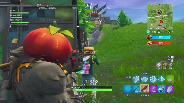 Watch this GIF by Gamer DVR (@xboxdvr) on Gfycat. Discover more FortniteBattleRoyale, JulioD11, xbox, xbox dvr, xbox one GIFs on Gfycat
