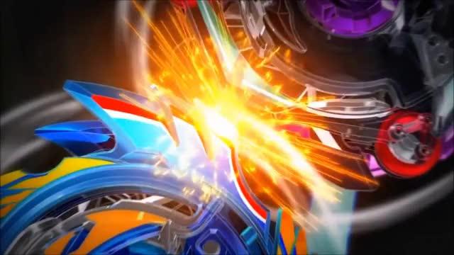 Watch and share Beyblade Burst God Free Launching GIFs on Gfycat