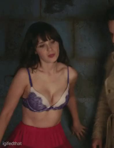Watch and share Zooey Deschanel GIFs by CelebJihad on Gfycat